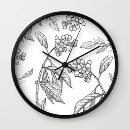 Veli #society6 #decor #buyart Wall Clock