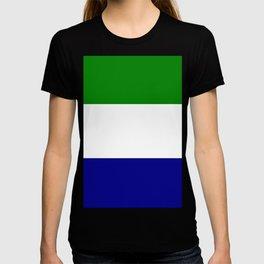 Flag of Sierra Leone T-shirt
