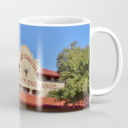 Fort Worth Live Stock Exchange Coffee Mug