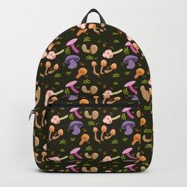 Mushroom Dark Forest Backpack