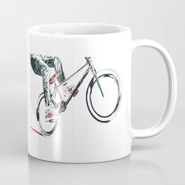 biking Coffee Mug