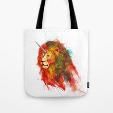 King of Imaginary Beasts Tote Bag