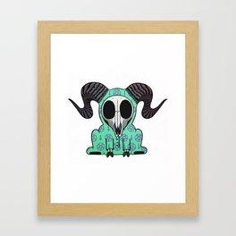 Bone Boys (Ram) Framed Art Print