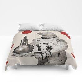Anthropomorphic N°23 Comforters
