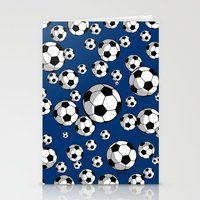soccer Stationery Cards featuring Soccer by joanfriends