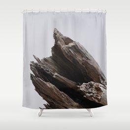 Drift Mountain Shower Curtain