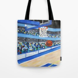 Nothing But Air Tote Bag