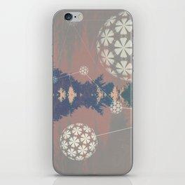 Natural Grid iPhone Skin