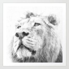lion I Art Print