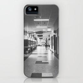 Forks, HS iPhone Case