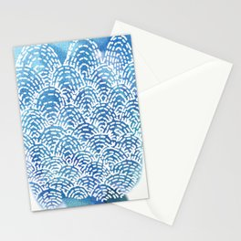 Clam Shell Stationery Cards
