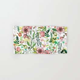 Bloom Where You are Planted Hand & Bath Towel