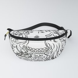 Mucha's Inspiration Fanny Pack