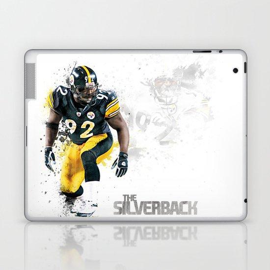 The Silverback Laptop & iPad Skin