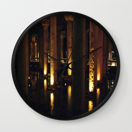 Light Underground!  Wall Clock