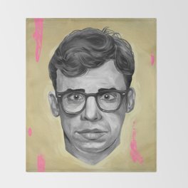 Rick Moranis Throw Blanket