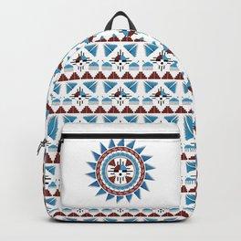 Southwest Native American Art Mandala Backpack