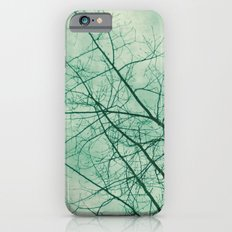 Tree In Green Slim Case iPhone 6s