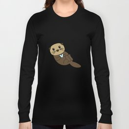Baby Love Otter Long Sleeve T-shirt