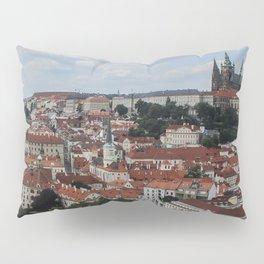 Prague CityScape Pillow Sham