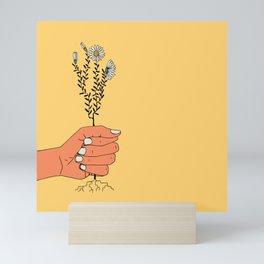 Hold On Tight To Summer Mini Art Print