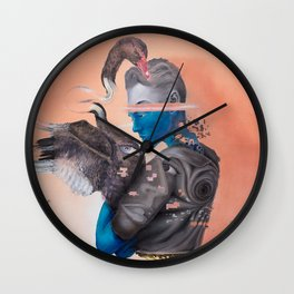 Androgenetic Wall Clock