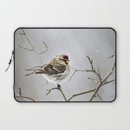 Solitary Bird Laptop Sleeve