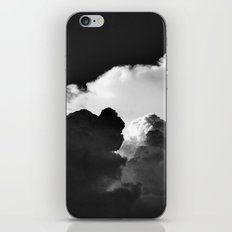 'Colliding Clouds' iPhone Skin