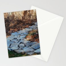 Take the path Stationery Cards