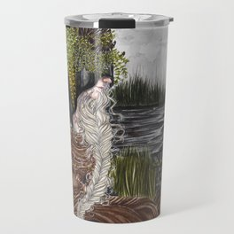 Nerthus the Earth Goddess Travel Mug