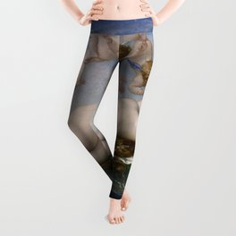 THE BIRTH OF VENUS - ALEXANDRE CABANEL Leggings
