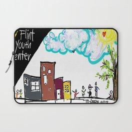 Flint Youth Center Laptop Sleeve