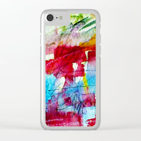 palace of the winds Clear iPhone Case