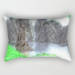 Cult of Youth: One of the Trees Rectangular Pillow