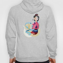 Mulan: Reflection Hoody