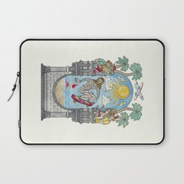 The Lord of the Board Laptop Sleeve