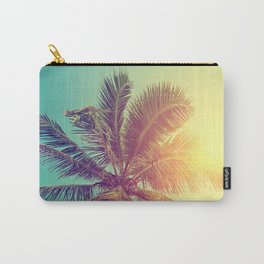 Palm Tree in Sri Lanka Carry-All Pouch
