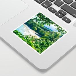 Hamoa Beach Hana Maui Hawaii Sticker