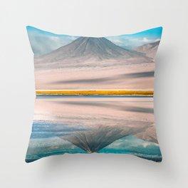 Atacama Throw Pillow