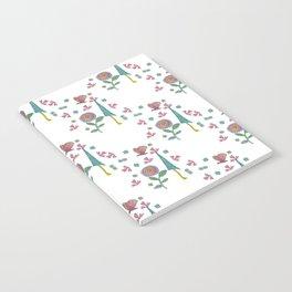 Whimsical Garden Notebook