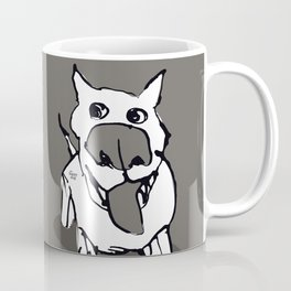 Ciydog - warm gray Coffee Mug