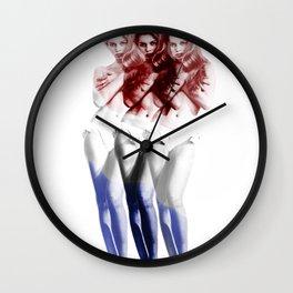 L'amour physique est sans issue Wall Clock