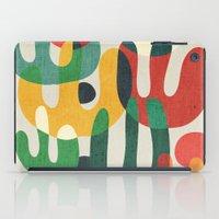 cactus iPad Cases featuring Cactus by Picomodi