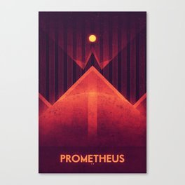 Io - Prometheus Canvas Print