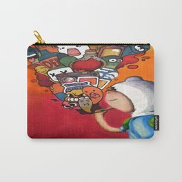 Seldom Dreaming ft. Finn the Human Carry-All Pouch
