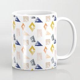 Modern Geometry Coffee Mug
