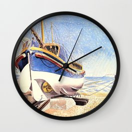 The Lifeboat - Digital Remastered Edition Wall Clock