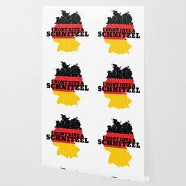 Dont Give Schnitzel Oktoberfest Germany Flag Wallpaper