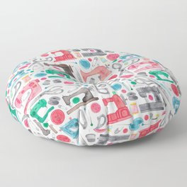 Sewing Pattern. Floor Pillow