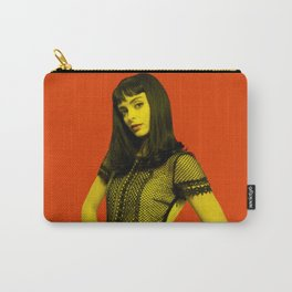 Krysten Ritter - Celebrity (Photographic Art) Carry-All Pouch